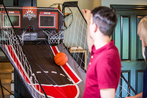 Triumph, 45-6090W, escalade, Playmaker,  Double, hoops, indoor, basketball, Shootout, FREE SHIPPING