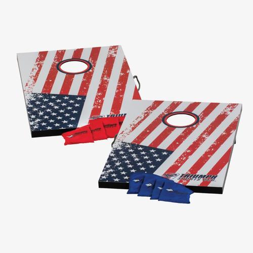 35-7266-2, Triumph, escalade, Patriotic, Bean Bag, cornhole, Toss, Game, FREE SHIPPING