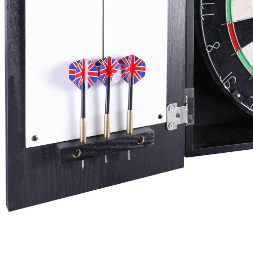 Winchester, hathaway,  Dartboard, Cabinet, Dart, black, driftwood, 2 Finish Options, FREE SHIPPING, NG1044, NG1044-DWD