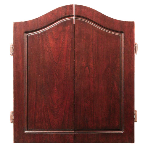 Centerpoint, Hathaway, Blue wave, NG1041CH,  Solid Wood, Dartboard, Cabinet, Darts, FREE SHIPPING