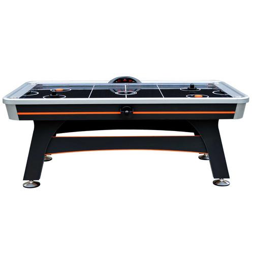 NG5011, 7', Trailblazer,  Air Hockey. Table, FREE SHIPPING, Hathaway, Blue wave