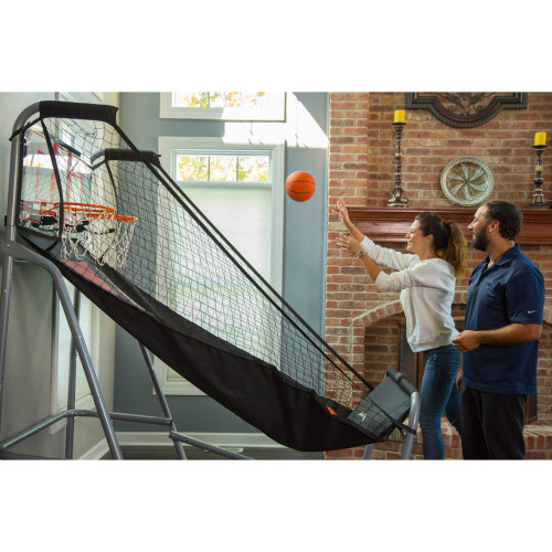 NG2246BL, Blue Wave, Shot Pro Deluxe, Electronic, Pop-a-shot,  Basketball, Game, FREE SHIPPING