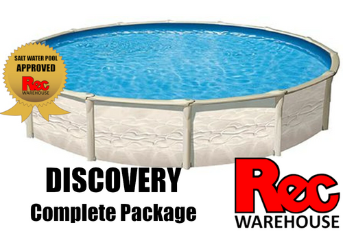 "52"", Discovery, Resin, wilbar, sharkline, seaspray, above, ground, swimming, Pool, Packages, 18', 24;, 27, FREE SHIPPING, PDSCAVG-1852RRBXRXX01-WS, PDSCAVG-2452RRBXRXX01-WS, PDSCAVG-2752RRBXRXX01-WS, round"