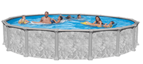 """52"""", Caspian, Complete, above, ground, swimming, pool, Package, Round, Oval, 15', 18', 21', 24'. 27', 10'x15', 12'x18', 12'x24', 15'x24', 15'x30', 18'x33', FREE SHIPPING, Hollowell, Doughboy, Lomart"""