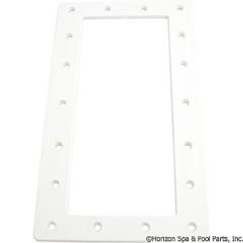 519-4110, Waterway, FloPro, White ,W/M, wide mouth, large, above, ground, swimming, pool, Skimmer, Faceplate, FREE SHIPPING, 4095-04 , 5194110 , 605291 , 806105095381 , WWP-251-2091