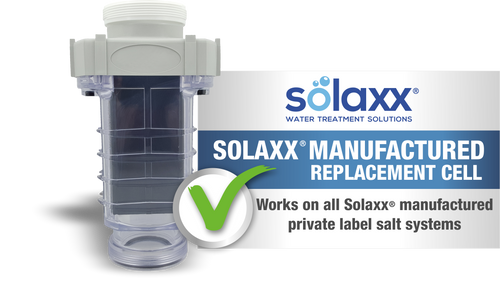Solaxx, PureChlor, C117199G, CLG140A-010, Reliant, Universal, 40K, chlorine generator, salt, replacement, cell, smartchlor, swimming pool