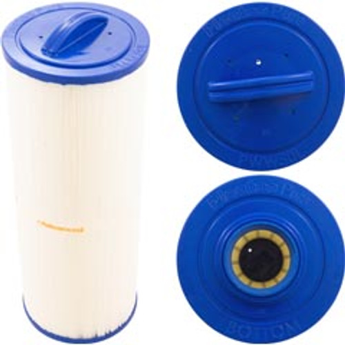 2 PACK, Pleatco,PWW50L, Waterway, Telweir, 50 Sq Ft, 50', spa, hot tub, cartridge, filter, element, Hydropool Industries, Rising Dragon, Sunrise Spas,13079, 4900-304, 627388, 817-4050, 817-4050-IW, APCC7644,  PLE-051-9192, 4CH-9849, FC-0172, PDC570, PWW50L-M