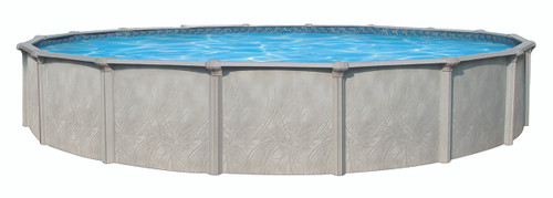 """7"""", Allure, Wilbar, seapray, sharkline, above ground, swimming, pool, Steel, Frame, 52"""", Package, 18', 24'. 27', 30', FREE SHIPPING"""