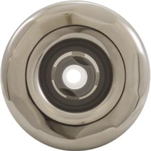 """23432-212-900, CMP, Custom Molded Products, Typhoon, 300, 3""""fd, Directional, Scalloped, SS, Gray, FREE SHIPPING. hot tub, spa, jet internal"""