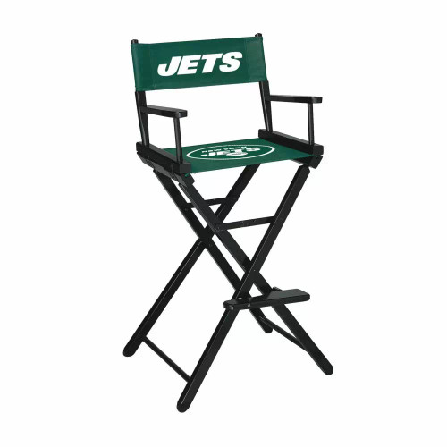 100-1012, 100-1038, NY, New York, Jets, NFL, Bar, Height, Directors Chair, FREE SHIPPING, Imperial
