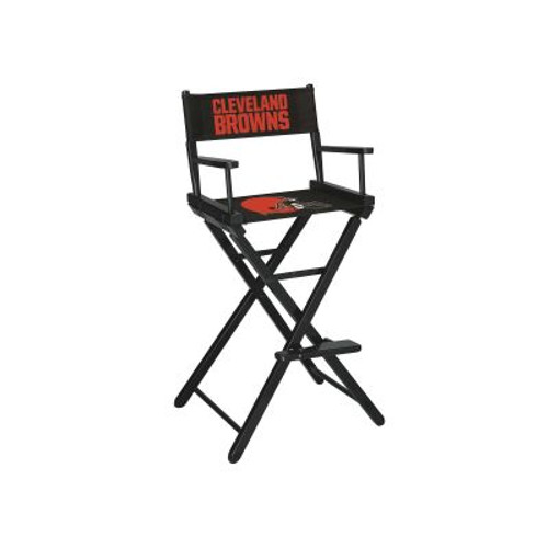 100-1020, Cleveland, Browns, NFL, Bar, Height, Directors Chair, FREE SHIPPING, Imperial