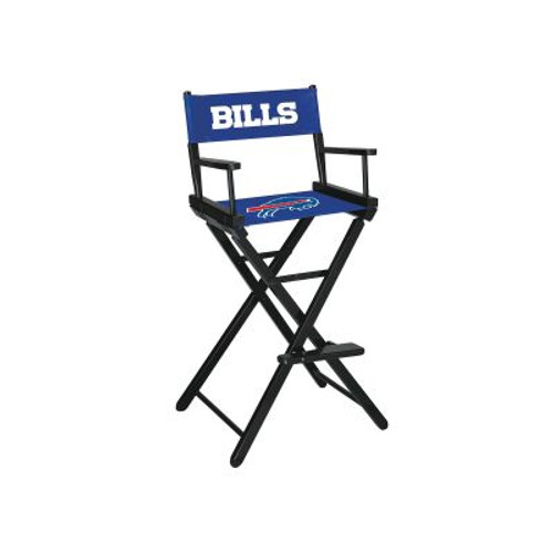100-1021, Buffalo, Bills, NFL, Bar, Height, Directors Chair, FREE SHIPPING, Imperial
