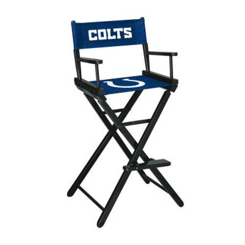 100-1022, Indianapolis, Colts, NFL, Bar, Height, Directors Chair, FREE SHIPPING, Imperial