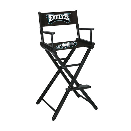 100-3037, Philadelphia, Eagles, NFL, Bar, Height, Directors Chair, FREE SHIPPING, Imperial
