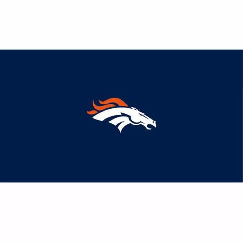 52-1003, 52-1003-7, 52-1003-9, Denver, Broncos, Billiard, pool, 7, 8', 9', cloth, felt, Logo, NFL