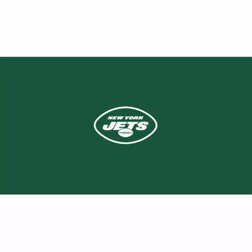 52-1038, 52-1038-9, NY, New York, Jets, Billiard, pool, 8', 9', cloth, felt, Logo, NFL