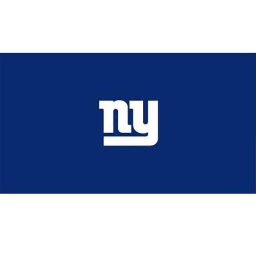 52-1013, 52-1013-9, NY, New York, Giants, Billiard, pool, 8', 9', cloth, felt, Logo, NFL