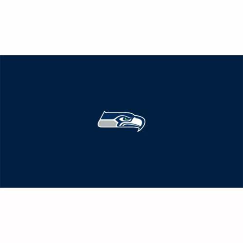 52-1024, 52-1024-9, Seattle, Seahawks,  Billiard, pool, 8', 9', cloth, felt, Logo, NFL