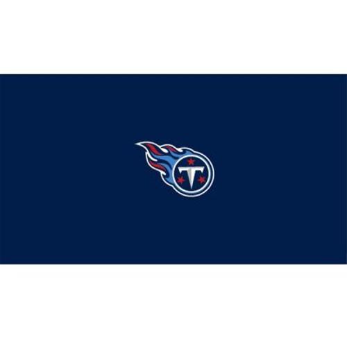 52-1028, 52-1028-9, Tennessee, Titans,  Billiard, pool, 8', 9', cloth, felt, Logo, NFL