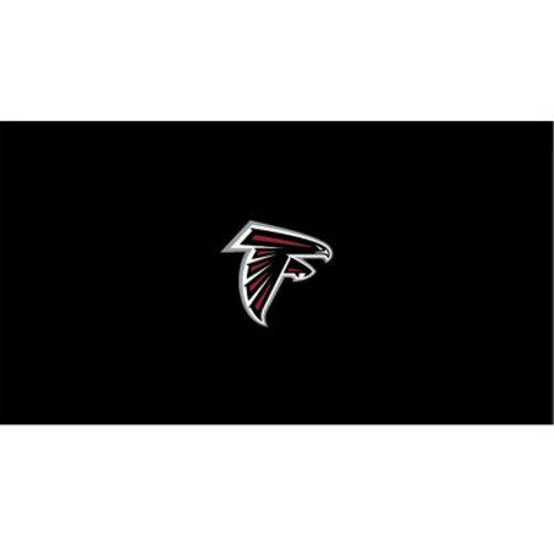 52-1030, 52-1030-9, Atl,  Atlanta, Falcons,  Billiard, pool, 8', 9', cloth, felt, Logo, NFL