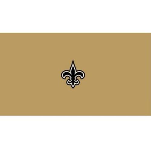 52-1031, 52-1031-9, NO, New Orleans, Saints, Billiard, pool, 8', 9', cloth, felt, Logo, NFL