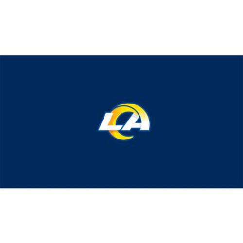 52-1839, 52-1839-9, LA, Los Angeles, Rams, Billiard, pool, 8', 9', cloth, felt, Logo, NFL