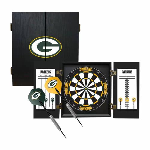 Green Bay Packers Fan's Choice Dartboard Set  FREE SHIPPING