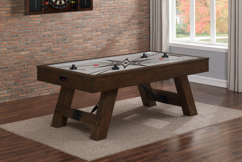 26-1343, HB, 7', Rustic, Air Hockey, Table, FREE SHIPPING, Imperial
