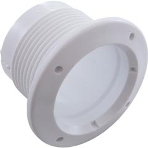 "Waterway 2 5/16"" Mini Jet White Wall Fitting, 412448"