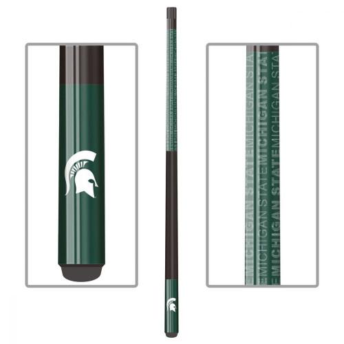 13-5016, Michigan State, Spartans, Billiard, pool, Cue, Fiberglass, Maple, NCAA, Imperial