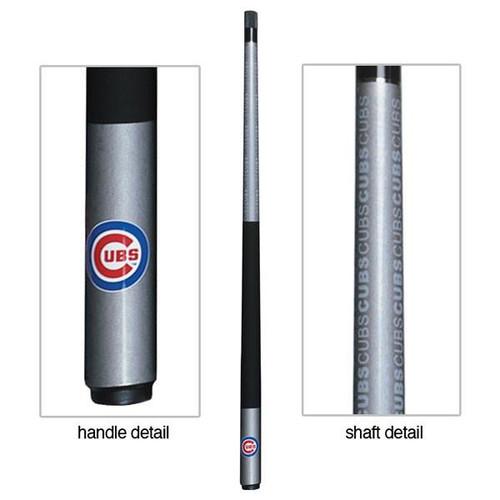 13-3005, Chicago, Cubs , MLB, Billiard, Billiard, Cue, Fiberglass, Maple, Eliminator, Imperial