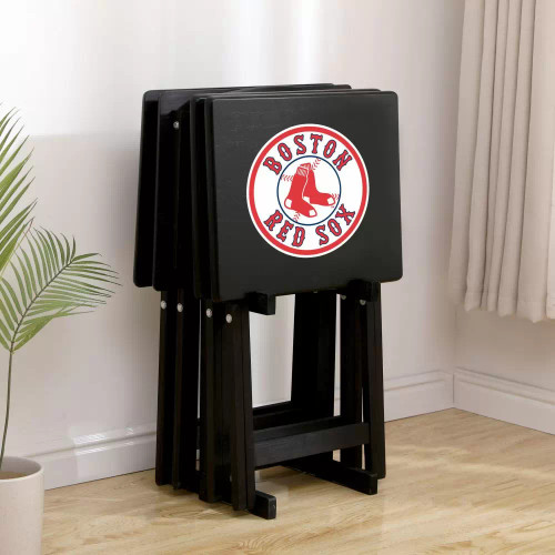 86-2003, Boston, Red Sox,, TV, Snack, Tray, Set, MLB, FREE SHIPPING