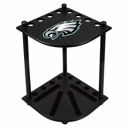 578-1037, Philadelphia, Eagles, NFL, Billiard, Corner, Cue Rack, FREE SHIPPING