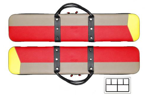 Delta, Sport's, Matira Beach, 2x4, Cue Case, FREE SHIPPING, 036-001, -1, Billiard
