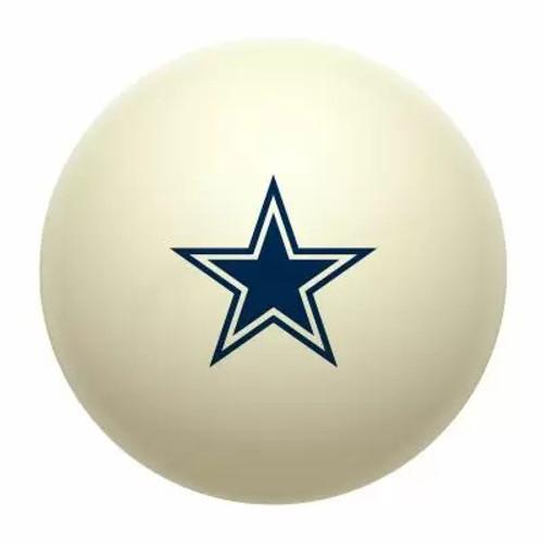 610-1002, Dallas, Cowboys, Cue, Ball, Billiards, Pool. NFL, FREE SHIPPING
