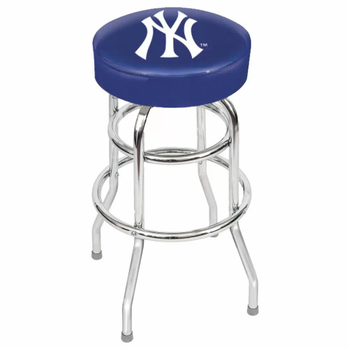 """30"""", MLB, Chrome, Bar, Stool, 26-3001, NY, New York, Yankees, 26-3003, Boston, Redsox, Red Sox, 26-3005, Chicago, Cubs, 26-3008, St Louis, Cardinals, 26-3014. Baltimore, 26-3014, Orioles, 26-3025, Houston Astros"""