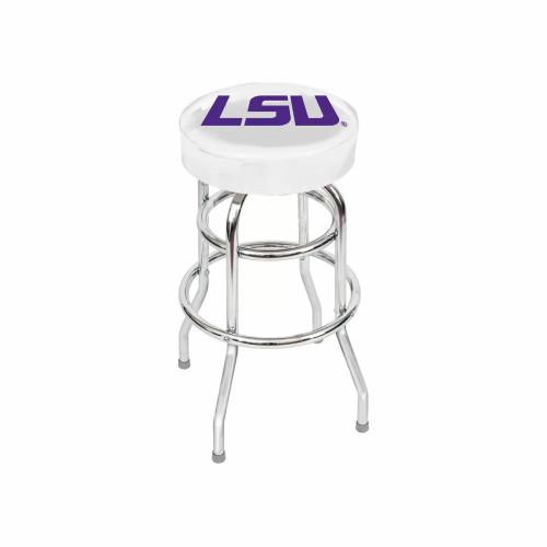 "61-4005, Louisiana, State University, LSU, Tigers , 30"", Chrome, Bar, Stool, NCAA"