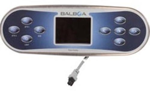 57241, Balboa, TP800 , Topside, Jet 1, Jet 2, Light, Aux, FREE SHIPPING