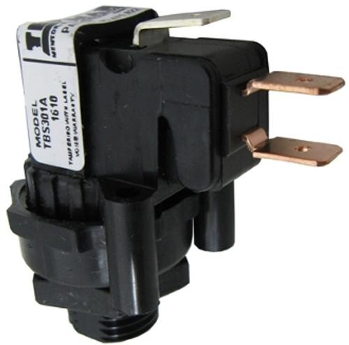 TBS301A Tecmark 25A Air Switch, SPDT, Latching