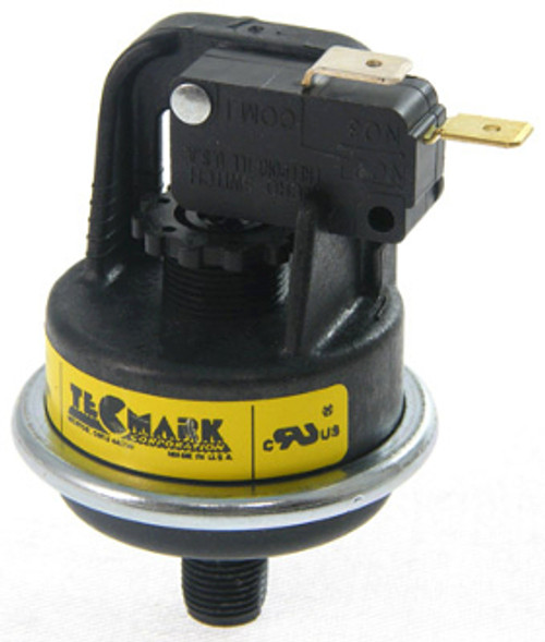 "PrePressure Switch,  21 Amp , 1/8"" mpt, SPSTssure Switch"