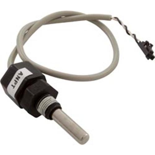 "Sensor, Balboa M7, 12"" Temp/Hi Limit, 1/4"" Diameter, 2-pin"