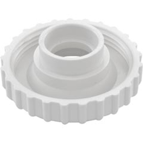 Waterway Single Port Cap for  On/Off Valve, White. 6024360