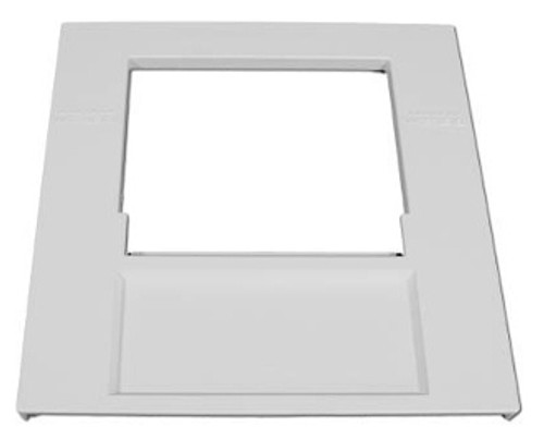 Filter Front Plate White