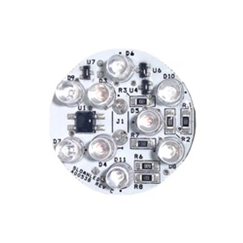LSL-91, Dream Maker ULTRABRITE 9 LED WITH BI PIN Bulb, 408016, ColorGlo Sparkler, sloan, Ultra-Bright, LED Lamp, FREE SHIPPING