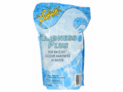 Splash Calcium Hardness Plus in Resealable Pouches, 4lb - $7.99, 8lb -$12.99, 20lb -$29.99