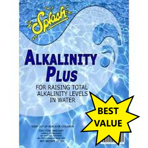 REGAL, splash, buckman,  9 lb, 5lb, 10lb, 25lb, Bucket, ALKALINITY, PLUS, increaser, 12001560, 12001562, PSC25-RG,PSC10-RG, PSC5-RG, PSC10-PS, 12001561, PSC5-PS, 32538000, FREE SHIPPING