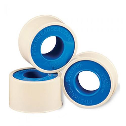 """.75"""" x 520"""" White Teflon Tape"""