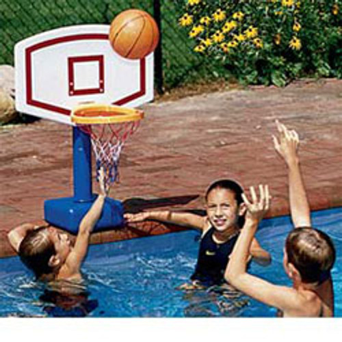 Jammin Poolside Basketball