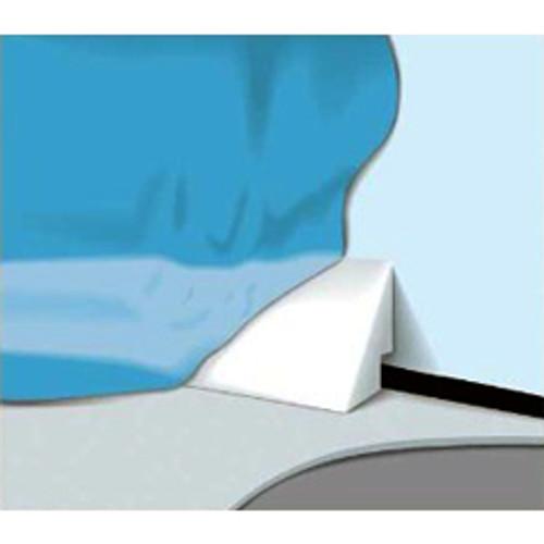 PNP192XL,  peel n' place, 4' XTREME, original cove, pool cove, gladon, gli, swimline, above ground, swimming pool, liner, cove, foam