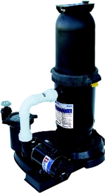 Waterway 150 Sq Ft - Hi-Flo 2 HP - 2 Speed - Cartridge Filter System - RW522-6315-6S